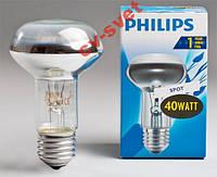 Лампа рефлекторная R63 Philips 40w E27