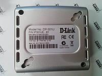 Принт-сервер D-Link DP-301U