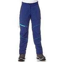 Туристические брюки QUECHUA 2 в 1 синие