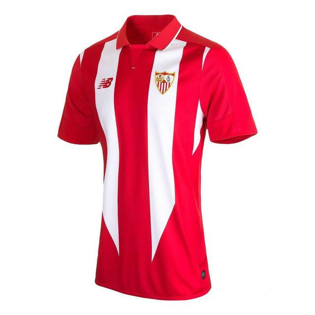 Детская футбольная форма Севилья (№22 Коноплянка) - Sport Active People -  Интернет Магазин 0acd86d3c5c