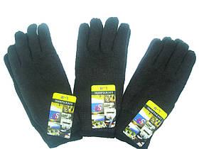 Перчатки мужские вязаные, арт.L-M