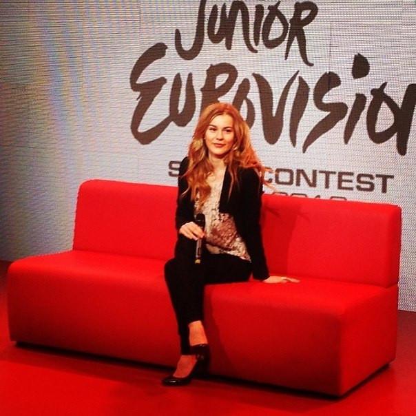 Первый Национальный Канал и детское Евровидение