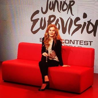 Первый Национальный Канал и детское Евровидение 1
