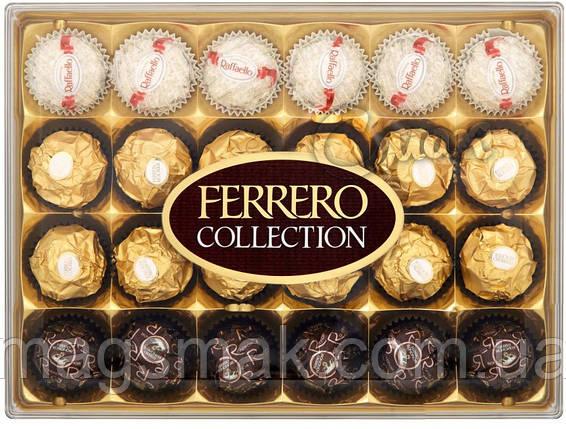 Конфеты Ferrero Rocher / Ферреро Коллекция Т24, фото 2