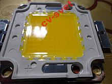 Светодиод 100 w матрица 100w для прожектора 100w