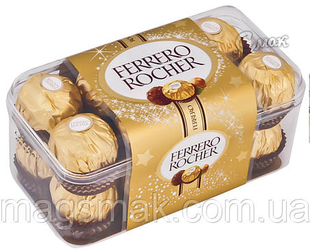 Конфеты Ferrero Rocher 200 г, фото 2