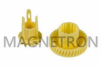 Набор шестерней (2 шт) редуктора мотора для ломтерезок Bosch 151728