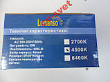 Светодиодная LED панель 6W 400LM LM431 4500K круг, фото 3