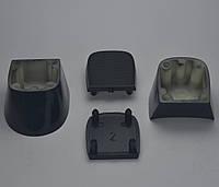 """Каблук женский """"Kadir"""" 4.0 см, черный лак, 37-38"""
