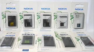 Батареи аккумуляторные для телефонов