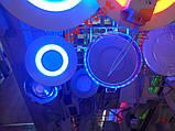 LED панель 18W 1100LM 4500K+синий Lemanso LM430, фото 3