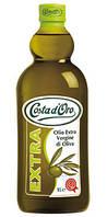 Оливковое масло холодного отжима Costa d'Oro Extra Virgin Италия 1 л.