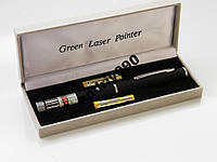 Зеленая лазерная указка, лазер