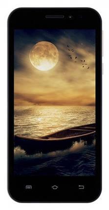 Мобильный телефон Nomi i451 Twist Black-Gold, фото 2