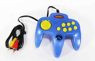 Приставка в виде джойстика Game T26 68в1 Blue
