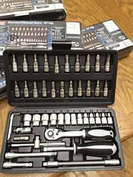Набор инструментов DURO, Германия 47 предметов