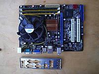 Комплект для апгрейда компьютера на основе материнской  платы  Asus P5KPL-AM IN/ROEM/SI
