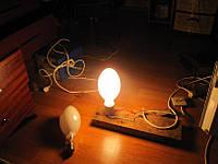 Лампа ртутная газоразрядная ДРЛ 250w E40 Delux