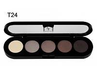 Палітра тіней - Т24 - коричневий металік