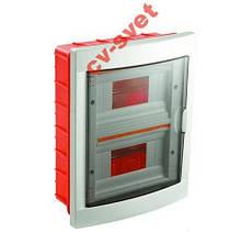 Розподільний щиток Viko (Бокс Box) 16 модулів прихованої установки