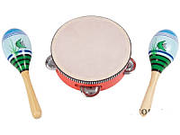 Набор перкуссии PP Drums PK15