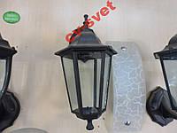 Фонарь садово-парковый металл PL6101 60w