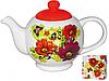 Чайник 0,5л Цветы SNT 2230
