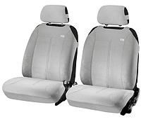 Маечки SUPER MALIBU на передние сиденья ✓ цвет: светло-серый