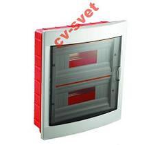 Розподільний щиток Viko (Бокс Box) 24 модуля внутрішньої установки