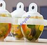 Формочки для варки яиц без скорлупы Eggies, фото 8