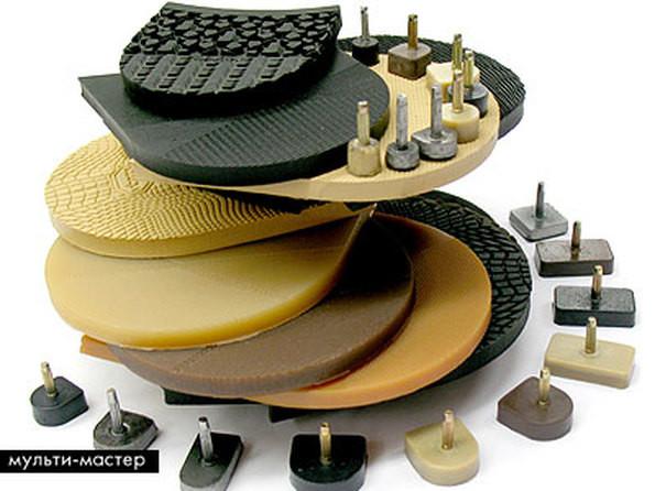 Полиуретан для обуви, формованные изделия из полиуретана для ремонта обуви