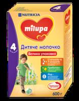 Смесь молочная сухая Milupa (Милупа) 4, 600г,