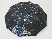 """Жіночий напівавтомат зонт двосторонній """"MAX"""", фото 1"""