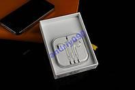 Наушники Apple iPhone 5 5S 4 4S 3S Ipod IPad БЕЛЫЕ