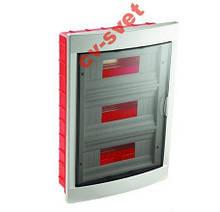 Розподільний щиток Viko (Бокс Box) 36 модулів прихованої установки