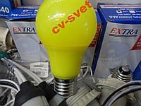 LED Лампа 3w цветная желтая HOROZ / Spectra