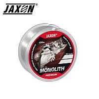 Леска JAXON MONOLITH PREMIUM 0,16 мм 150 м