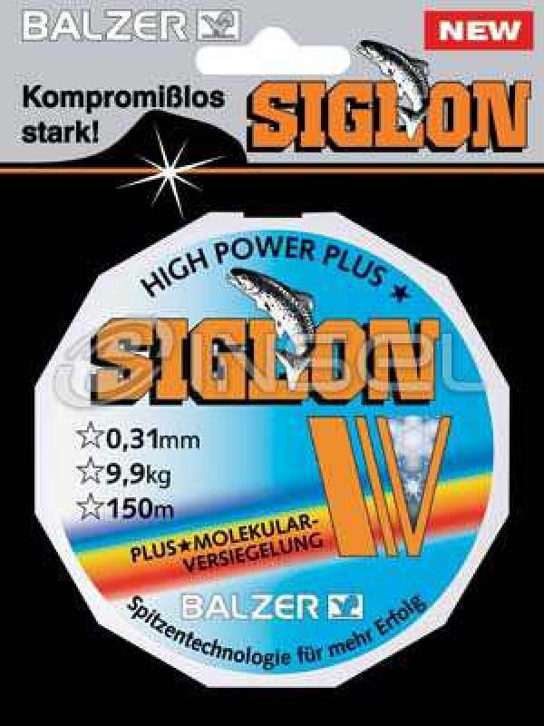 Леска SIGLON V LINE 0,34 мм 150 м*