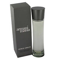 Мужская туалетная вода Armani Mania Pour Homme for Men Eu de Toilette (EDT) 100ml
