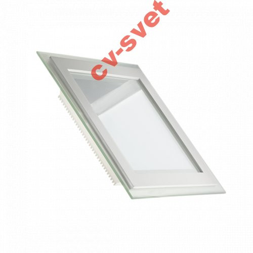 LED панель 25W 1750LM Lemanso LM438 квадрат врезно