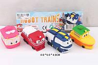 """Набор для ванной """"Robot Trains"""""""