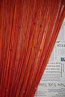 Шторы нити радуга со стеклярусом  (24), фото 1