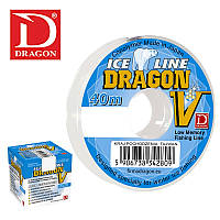 Леска DRAGON V ICE LINE 0,16 мм 40м
