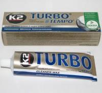 Полироль для восстановления блеска K2 TURBO TEMPO 120г