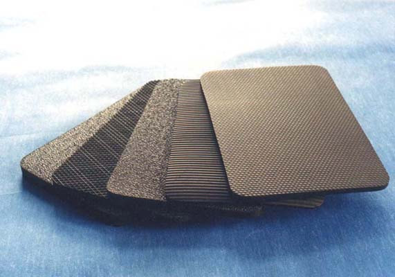 Резина набоечная для ремонта обуви, листовая