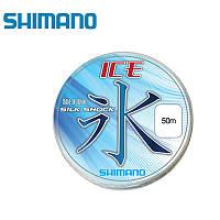 Леска SHIMANO ICE SILK SHOCK 0.10 мм 50 м