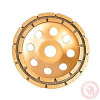 Фреза торцевая шлифовальная алмазная 125 * 22.2мм (CT-6125)
