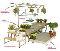 Оборудование для цветочных магазинов и садовых центров