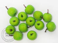 Яблоко в сахаре зелёное 3*3
