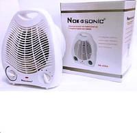 Тепловентилятор FAN HEATER NK 200A+200C, обогреватель электрический, тепловентилятор для дома, дуйка